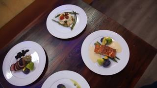 At The Table: Decadent Dishes at The Tower
