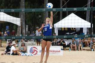 CSUB beach volleyball team wins Big West honors