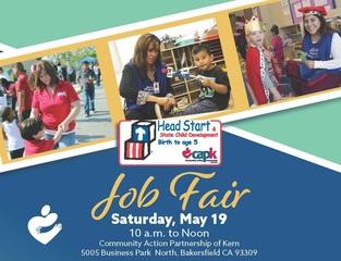 Kern County's largest nonprofit hosting job fair