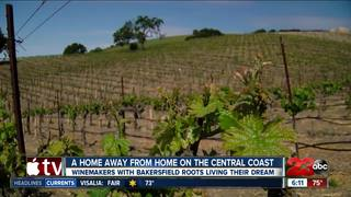 Wine with Kern County Roots.