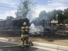 Roads closed after BFD responds to house fire