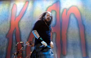 TMZ: Korn lead singer's wife reported dead