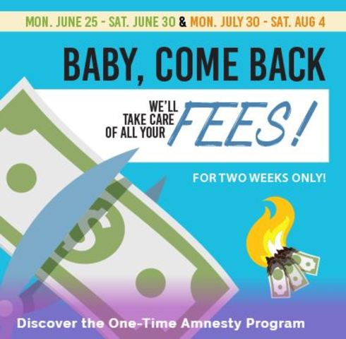 wipe out your kern county library fees with new amnesty program