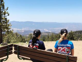 '3-2-1 Hiking Challenge' draws out visitors
