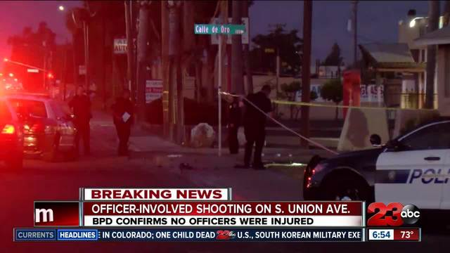 BPD gives update on early-morning shooting on S- Union