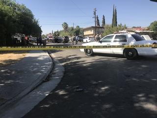 Man shot multiple times in east Bakersfield