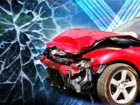 Two injured in crash in Northwest Bakersfield