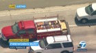 LA driver arrested with 1000 pounds of fireworks