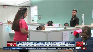 Students apply and enroll in one day at BC