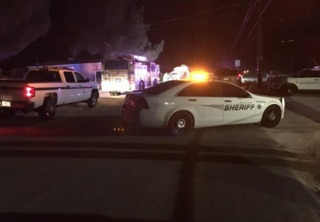 KCSO SWAT called out to Lake Isabella home