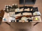 KCSO arrests men found with drugs, guns