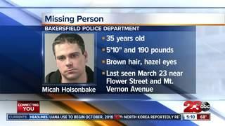 Missing Person: Micah Holsonbake