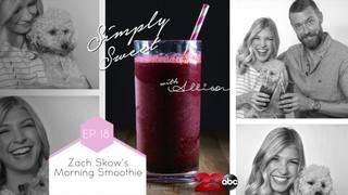Learn to make Zach Skow's morning smoothie