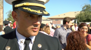 New Bakersfield City Fire Chief named