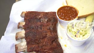 At The Table: PorkChop and Bubba's