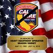 Cal Fire firefighter killed in Mariposa County