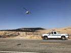 KCFD battles brush fire near highway 178