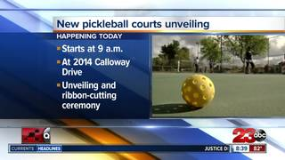 Bakersfield's largest pickleball complex opens