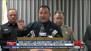 How to use text to 911 now that it's live in KC
