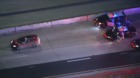 San Diego driver leads CHP officers on chase