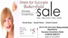 Three days left in the Dress for Success sale