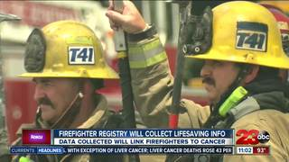 New registry will track cancer in firefighters