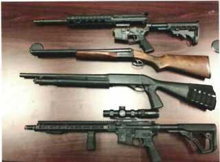 BPD arrests two teens for firearm violations
