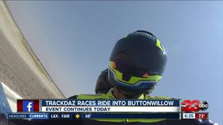 Amateur motorcyclists burned rubber at TrackDaz