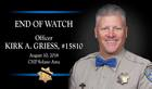 Memorial fund established for fallen CHP officer
