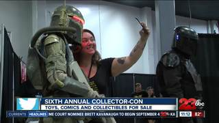 Collector-Con is back for its sixth annual event