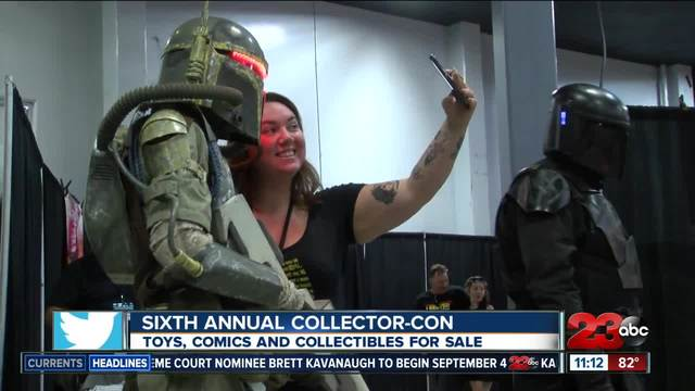 Collector-Con is back in Bakersfield
