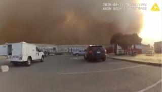 Vacaville Police race to evacuate Solano SPCA
