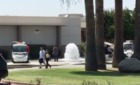 Pipe burst on Bakersfield College campus