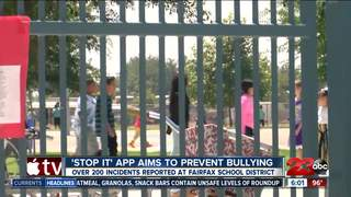 'Stop It' app aims to prevent bullying