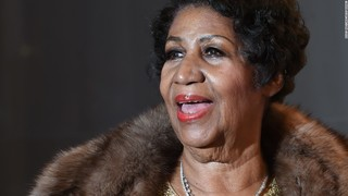 Aretha Franklin died on Thursday