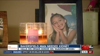 Bakersfield man receives the ultimate gift