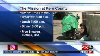 Local group helping the homeless