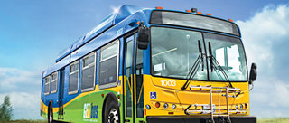 GET bus offering free rides on Saturday