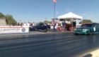 Imported cars raced down Bakersfield drag strip