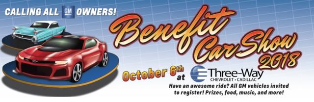 Benefit Car Show 2018