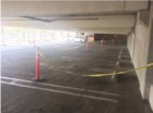 Downtown Parking Garage stalls to be removed