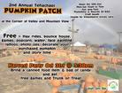 2nd Annual Tehachapi Pumpkin Patch