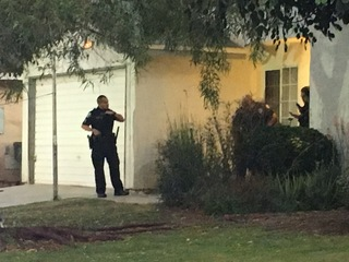 Mother stabbed in Arvin after dropping off baby