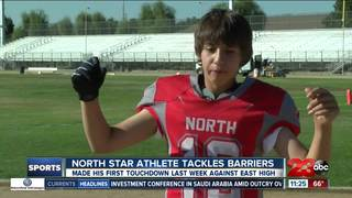 North High Star tackles barriers