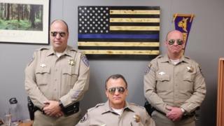 San Diego CHP takes on lip sync challenge