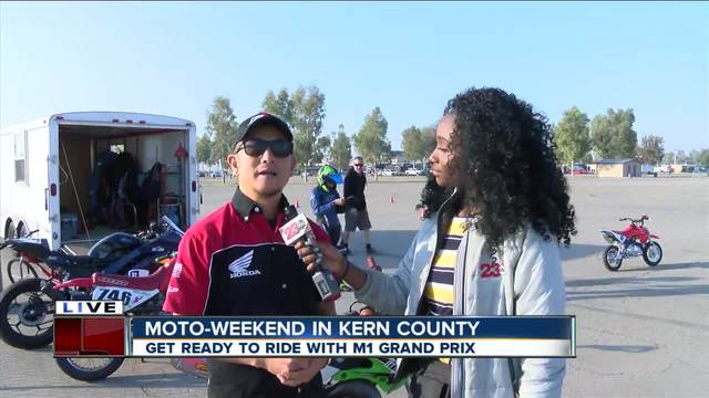 Moto-Weekend hopes to bring riding to a new generation