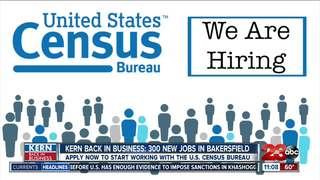 Census Bureau brings 300 new jobs to Bakersfield
