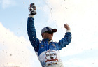 Harvick stripped of berth in championship race