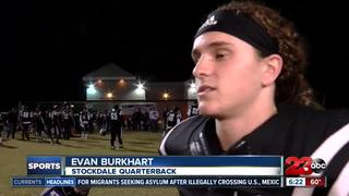 Player of the Week: Evan Burkhart