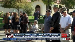 Garces High hosts event to honor veterans